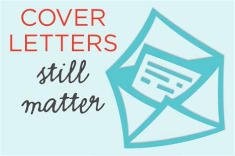 Writing a good cover letter for resume